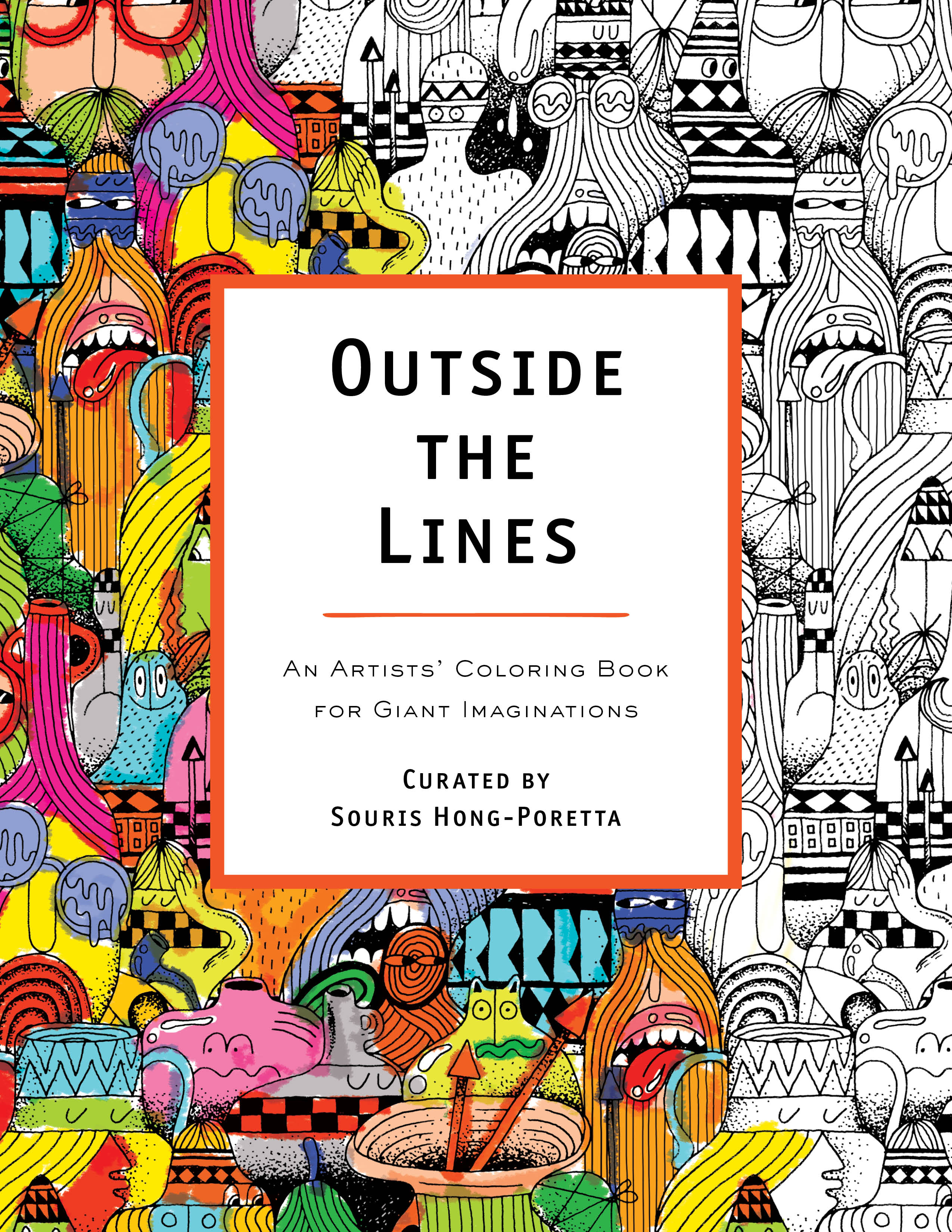 Outside coloring #4, Download drawings