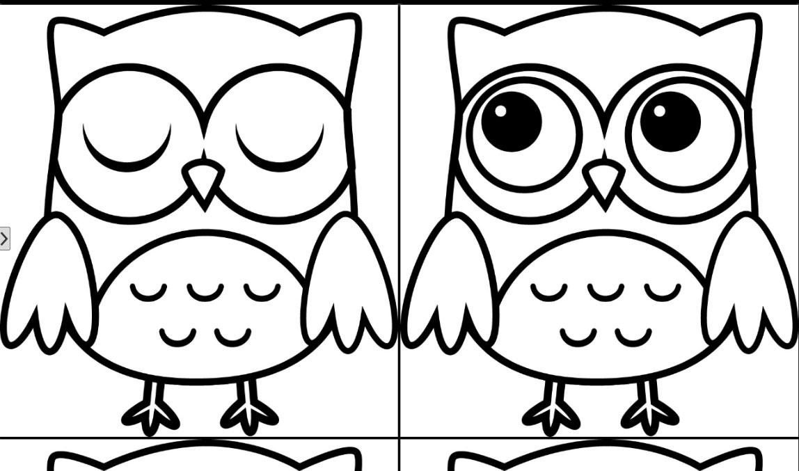 Owl coloring #19, Download drawings