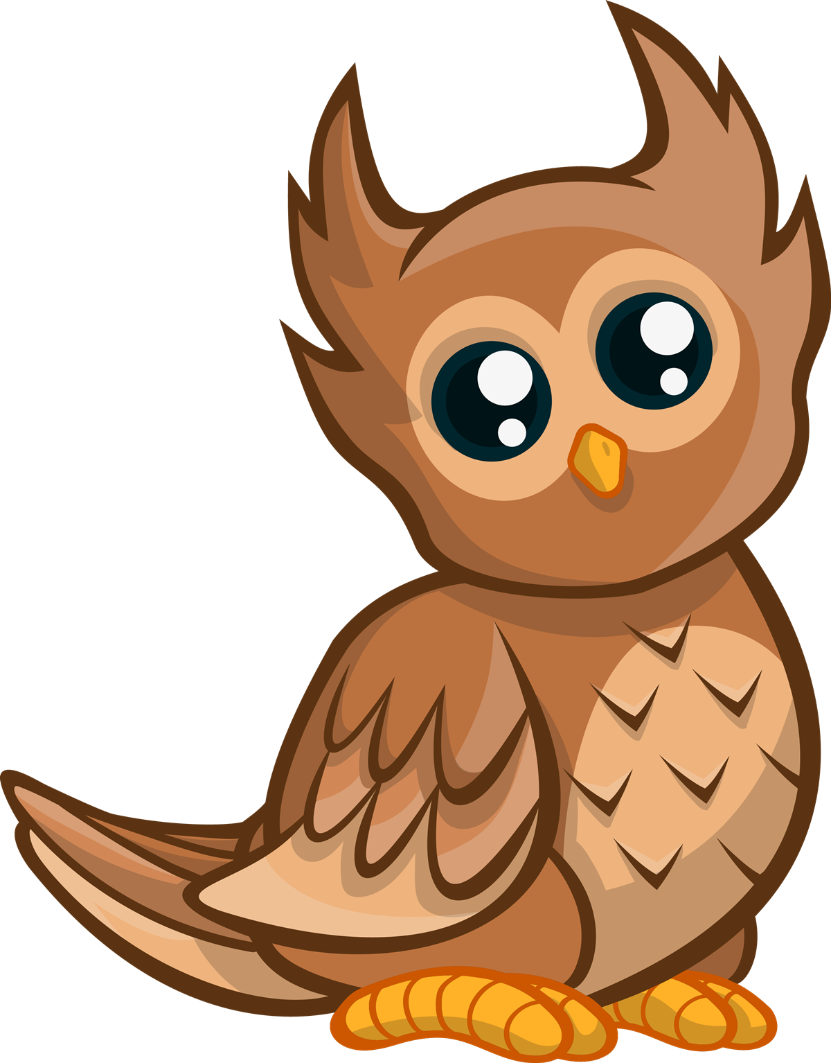 Owlet clipart #1, Download drawings