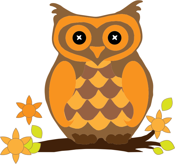 Owlet clipart #2, Download drawings
