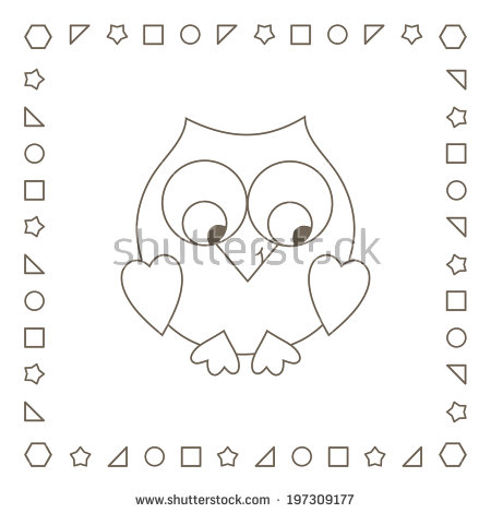 Owlet coloring #11, Download drawings