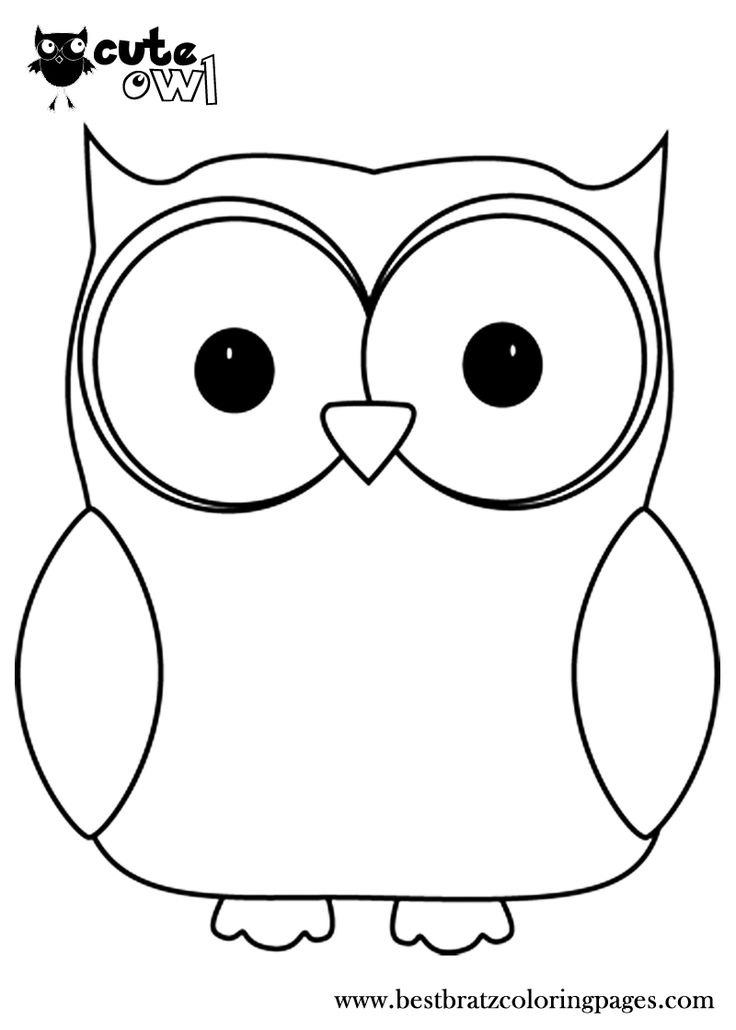 Owlet coloring #10, Download drawings