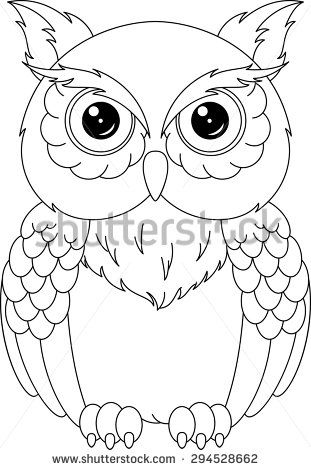 Owlet coloring #16, Download drawings