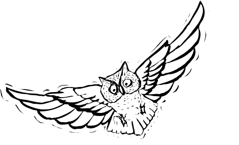 Owlfly clipart #5, Download drawings