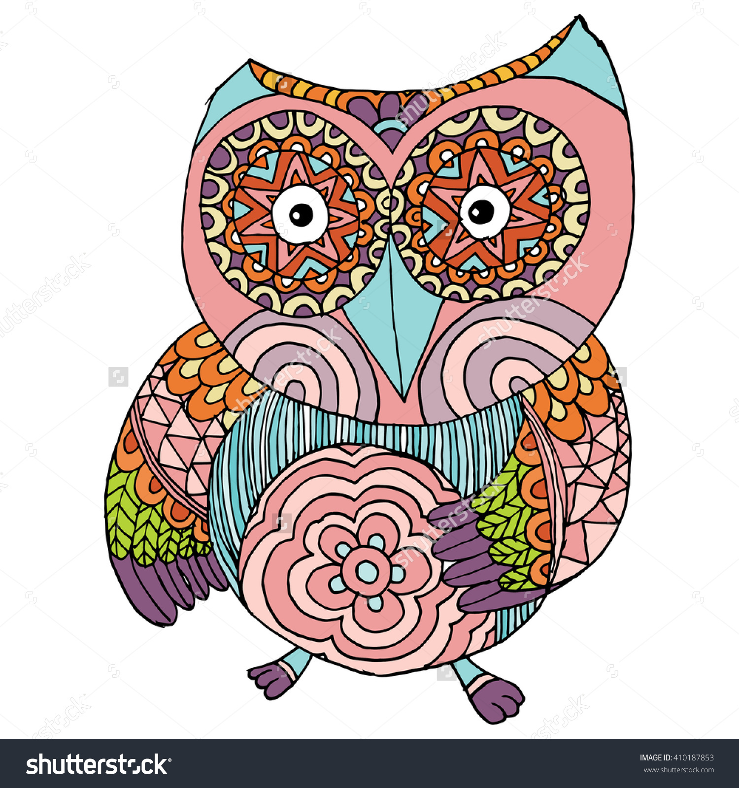 Owlfly clipart #1, Download drawings