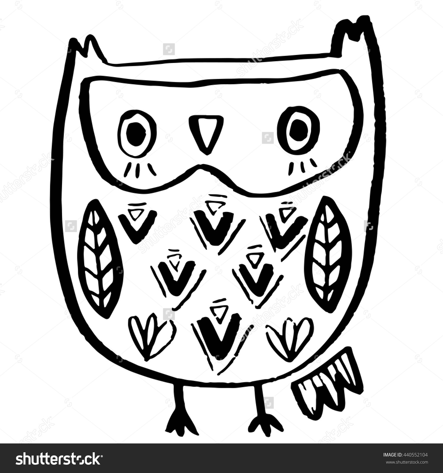 Owlfly clipart #2, Download drawings