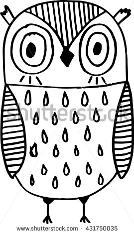 Owlfly coloring #7, Download drawings