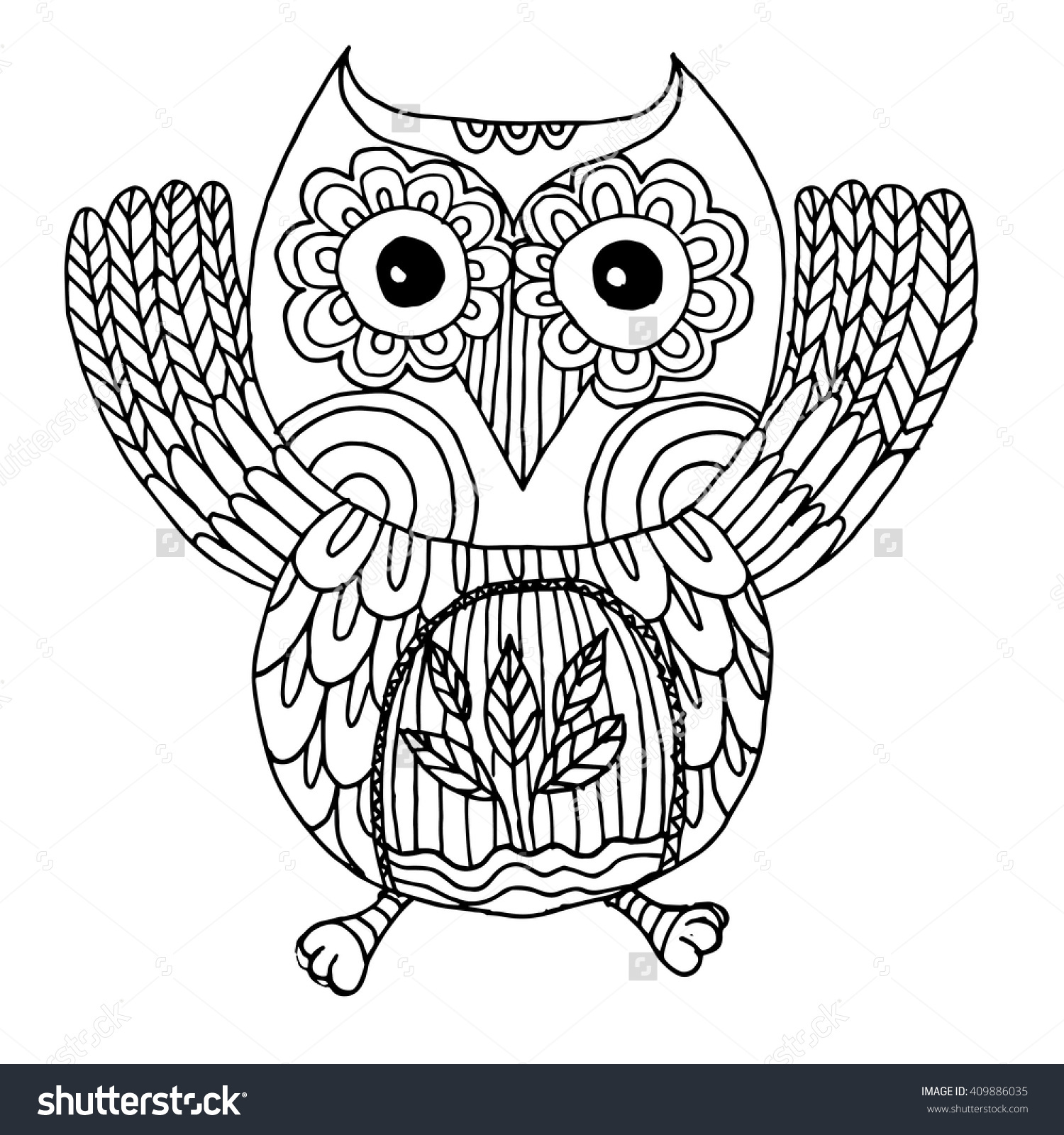 Owlfly coloring #6, Download drawings