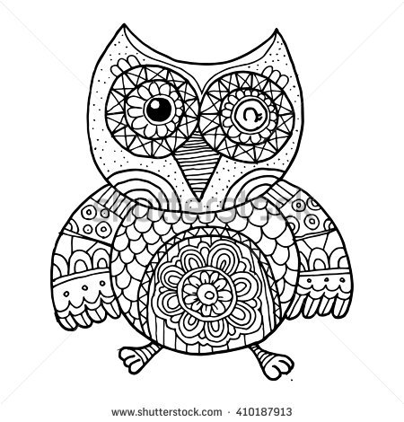 Owlfly coloring #19, Download drawings
