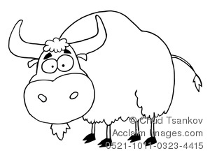 Ox clipart #4, Download drawings
