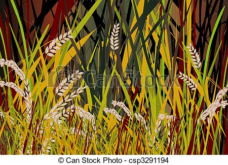 Paddy Field clipart #1, Download drawings