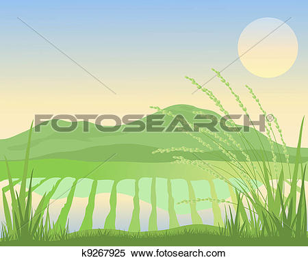 Paddy Field clipart #14, Download drawings