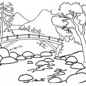 Paddy Field coloring #17, Download drawings