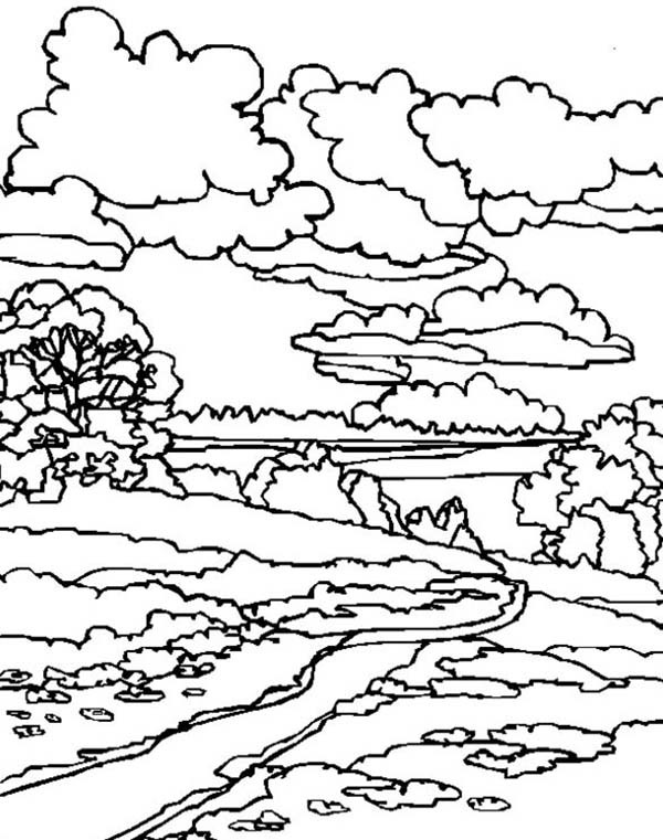 Paddy Field coloring #14, Download drawings
