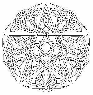 Pagan coloring #5, Download drawings