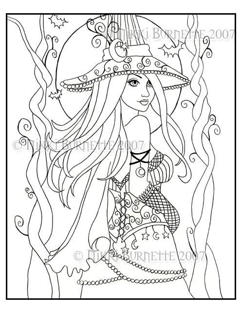 Pagan coloring #1, Download drawings