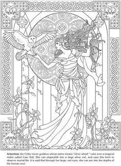Pagan coloring #10, Download drawings