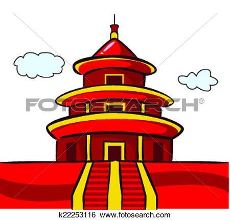 Pagoda clipart #2, Download drawings