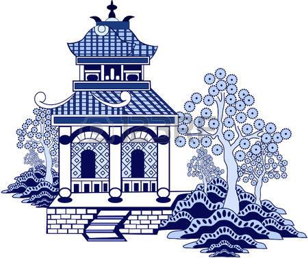 Pagoda clipart #7, Download drawings