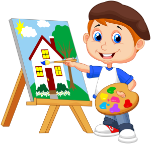 Painting clipart #12, Download drawings