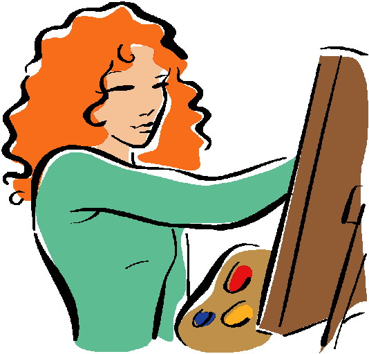 Painting clipart #8, Download drawings