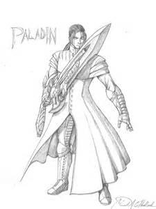 Paladin coloring #8, Download drawings