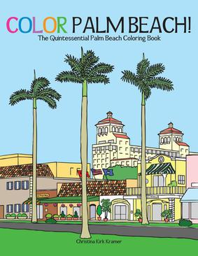 Palm Beach coloring #17, Download drawings