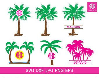 Palm Beach svg #8, Download drawings