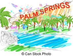 Palm Springs clipart #10, Download drawings