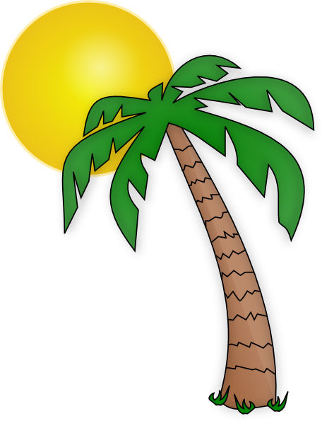 Palm Tree clipart #2, Download drawings