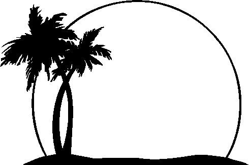 Palm Tree clipart #3, Download drawings