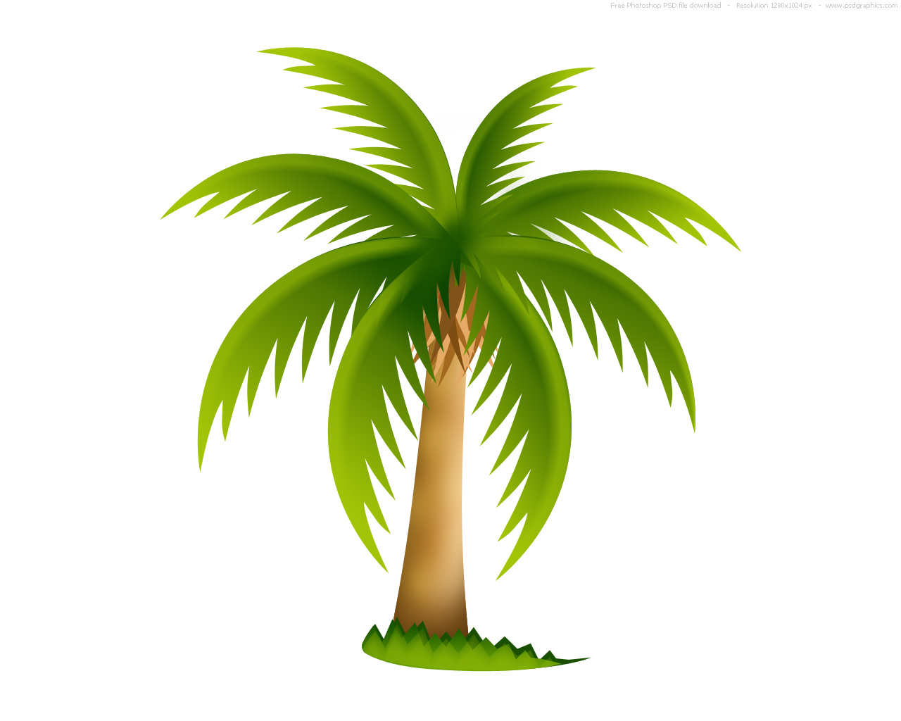 Palm Tree clipart #1, Download drawings