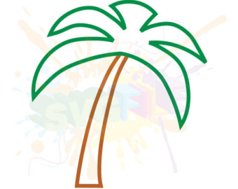 Palm Tree svg #11, Download drawings