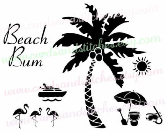 Palm Beach svg #13, Download drawings