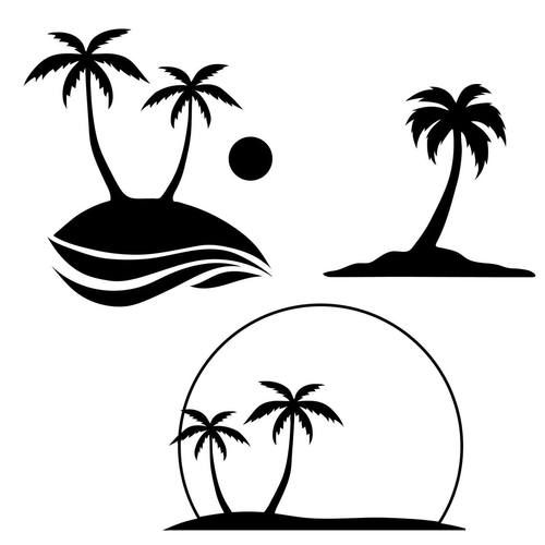 palm trees svg #893, Download drawings