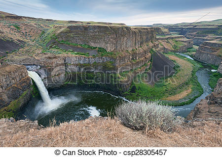Palouse Falls clipart #20, Download drawings