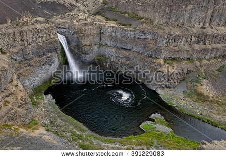 Palouse Falls clipart #2, Download drawings