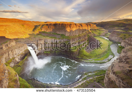 Palouse Falls clipart #13, Download drawings