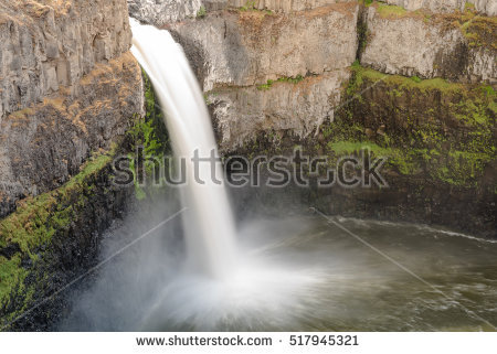 Palouse Falls State Park clipart #1, Download drawings