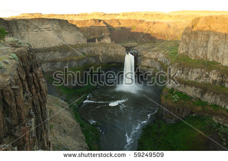 Palouse Falls State Park clipart #7, Download drawings