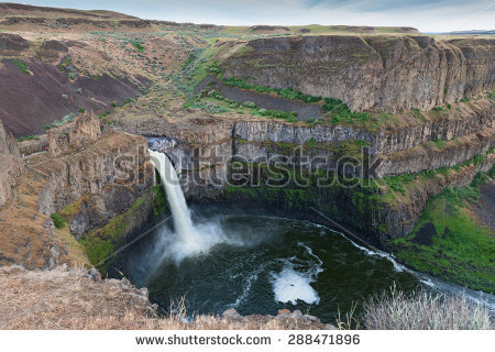 Palouse Falls State Park clipart #3, Download drawings
