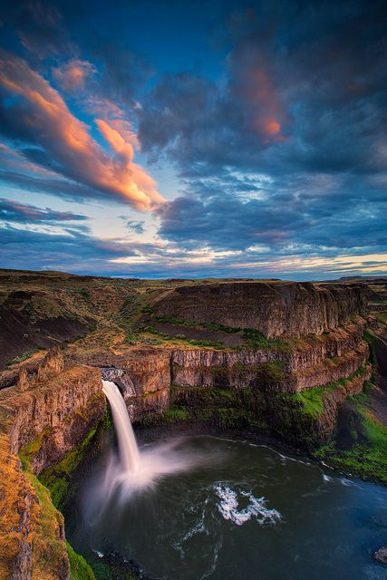 Palouse Falls State Park coloring #11, Download drawings
