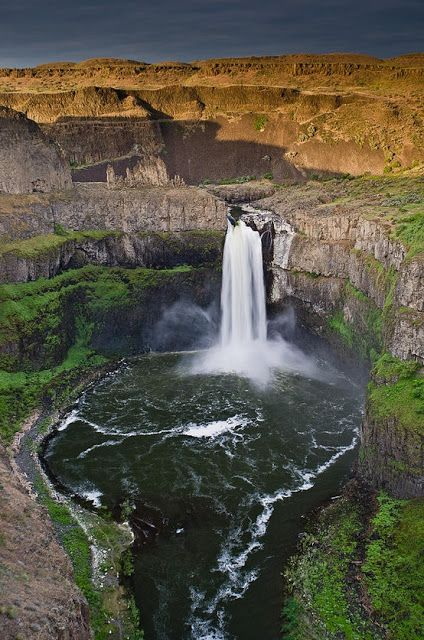 Palouse Falls State Park coloring #15, Download drawings