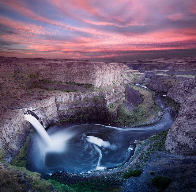 Palouse Falls State Park coloring #13, Download drawings