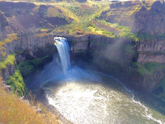 Palouse Falls State Park svg #18, Download drawings