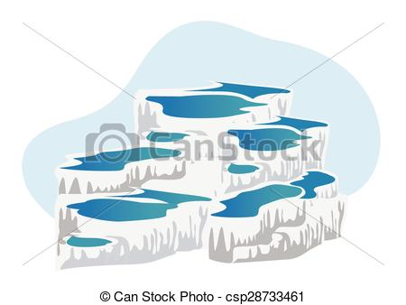 Pamukkale clipart #3, Download drawings