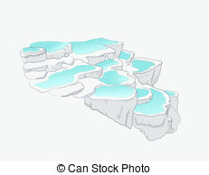 Pamukkale clipart #4, Download drawings