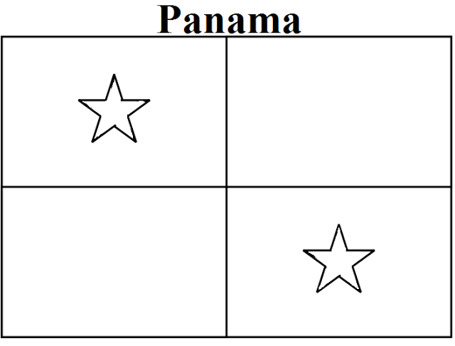 Panama coloring #16, Download drawings