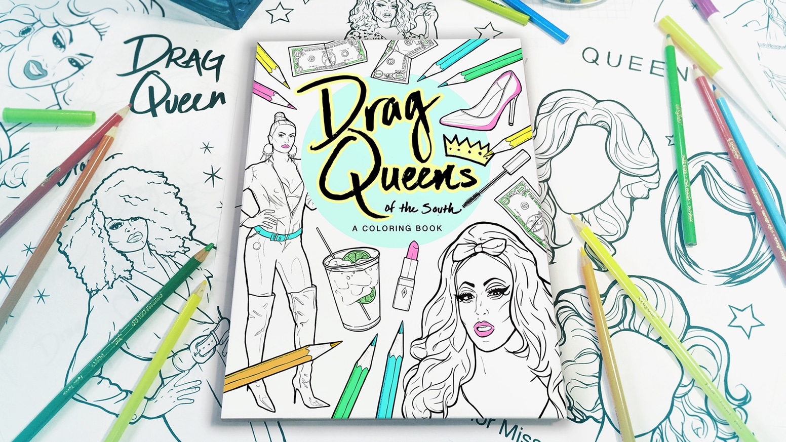 Panama Queen coloring #15, Download drawings