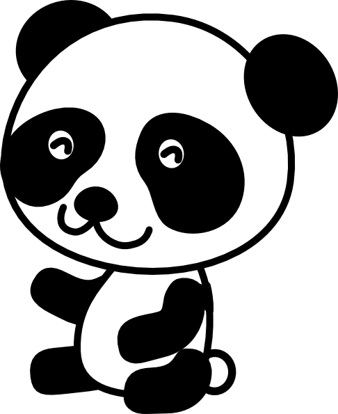 Panda clipart #15, Download drawings